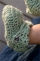 Download Crochet for Baby * Bootie Trio