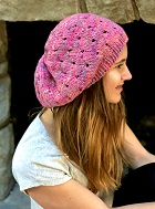 Download Oh Yum, Bubblegum Slouchy Hat
