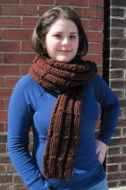 Brick Path Scarf