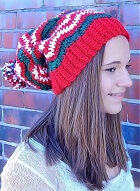 Merry Slouchy Hat
