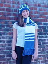 Team Colors Scarf & Hat