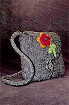 Download Run-About Felted Handbag