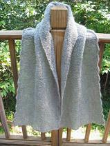 Download Bedford Springs Scalloped Edge Shawl