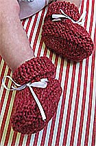 Download Knit for Baby * Booties