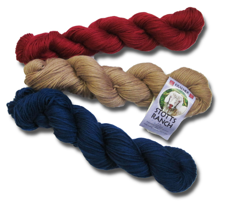 Stotts Ranch Worsted