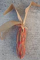 Download Knitted Indian Corn