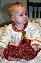 Crochet for Baby * Sweater