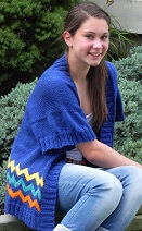 Download Chevron Cardigan
