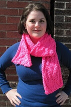 Download Gentle Wave Scarf