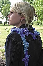 Download Daisy Chain Scarf