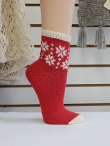 Download Let It Snow Socks