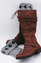 Arrow Boot Toppers