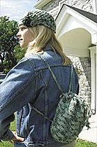 Download Juliette's Cap & Backpack