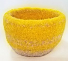 Medium Size Felted Bowl